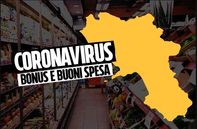 COVID19 – Regione Campania – Bonus microimprese a fondo perduto