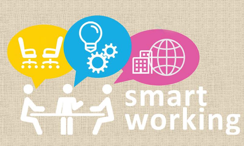 Smart Working: Organizziamo il lavoro e perchè no, lo svago.
